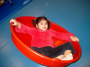 Sensory Activities including Vestibular, Proprioceptive, and Tactile games: MissKelly OT