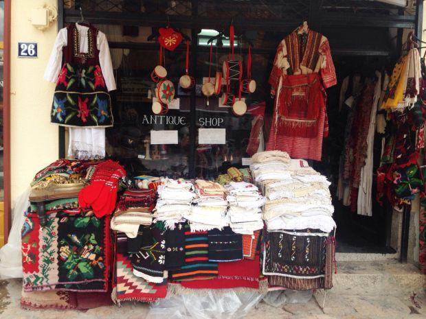 old bazaar in skopje Macedonia from Dancers Road Blog