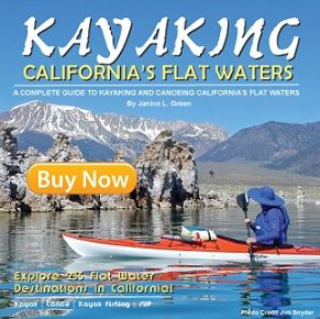 Kayak Topaz Lake - Article in the PaddlingCalifornia.com guide to kayaking and canoeing California.