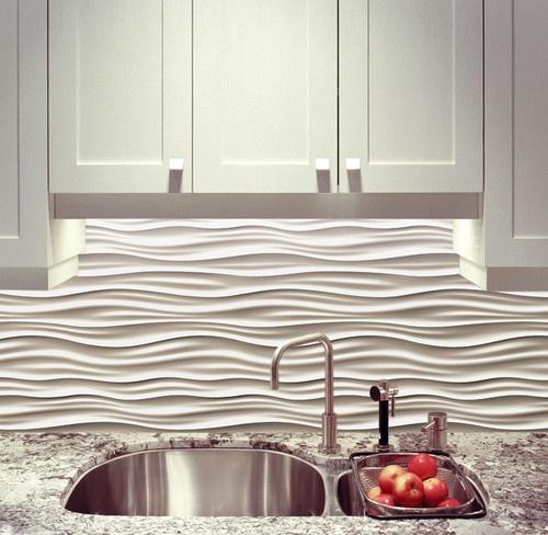 Cool Kitchen Tile Ideas: 99 Best Images About Cool Backsplashes On Pinterest