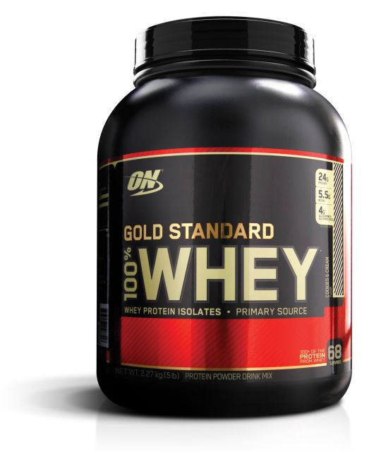 Gold standard whey x500 - Meal Prep Containers Australia Optimum Nutrition Gold Standard 100% Whey is packed with premium whey protein isolates - the purest form of whey protein available. Formulated for rapid absorption, this delicious blend packs a whopping 24g of protein into each serve, ideal for supporting muscle growth and maximising the results of any training regime. For price and color call 1300 811 465 Meal Prep Australia Store.