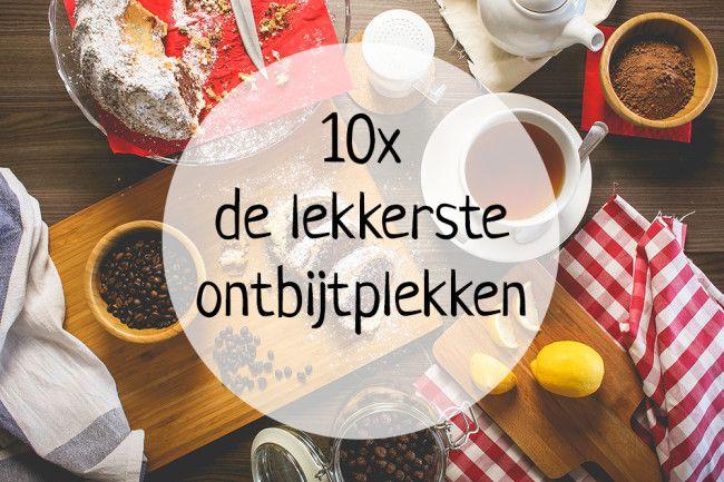 10x de lekkerste ontbijtplekken - Haarlem