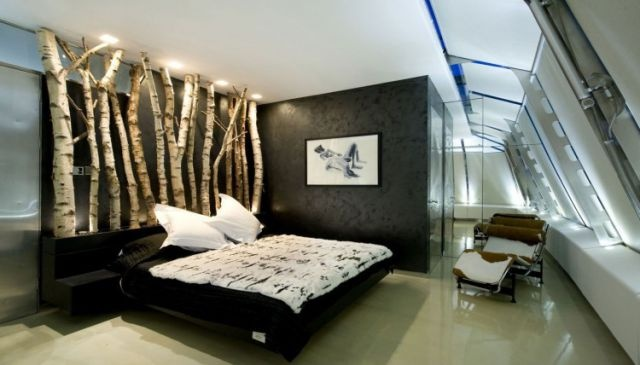 headboard: Interior Design, Ideas, Dream House, Interiors, Penthouse, Bedrooms