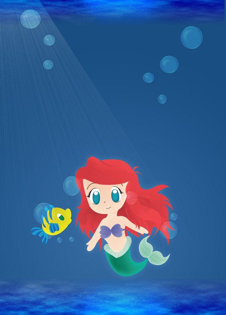 My Chibi Mermaid 2 by PetiteTangerine