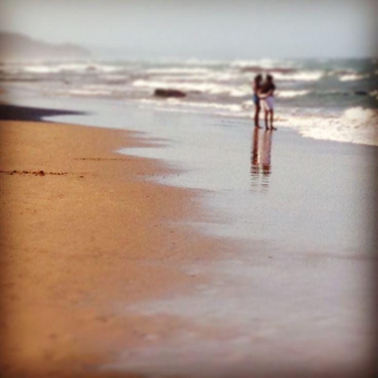 Beach walk, Umhlanga Beach, Kwazulu Natal