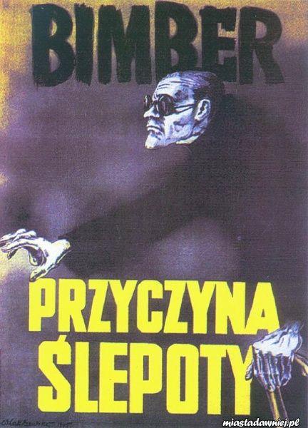 Plakaty z czasow Komuny