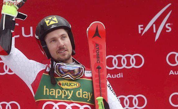 Hirscher píše historii, pošesté za sebou vyhrál SP ve sjezdovém lyžování