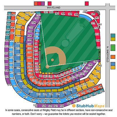 This auction is for 2 good tickets TOGETHER in section 517, ROW 3 to see the WORLD CHAMPION (I LOVE SAYING THAT!!!!) Chicago Cubs Vs Milwaukee Brewers... #tickets #brewers #milwaukee #cubs #chicago