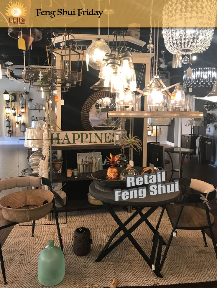"""I love when a showroom has natural flow and balance, with a good mix of colors and elements. My customer, Lighting Unlimited in Cameron Park @LightingU, is one example of such a showroom.  Continue reading """"Retail Feng Shui"""" in this week's #FengShui #Friday blog post. https://lalightingsales.com/feng-shui-friday/?utm_content=buffer55cbe&utm_medium=social&utm_source=pinterest.com&utm_campaign=buffer"""