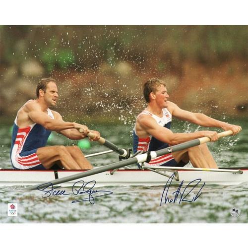 Steve Redgrave & Matthew Pinsent - Double Autograph - Atlanta 1996 Olympics   eBay http://www.discoverlakelanier.com