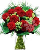 rudé růže - květiny online
