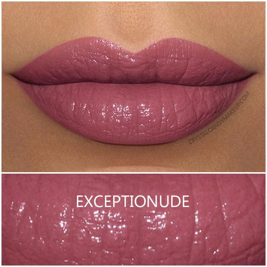 NYC Get It All Lip Color in ExceptioNUDE : Review and swatches