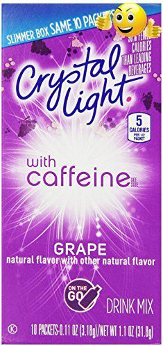 "#Crystal #Light Drink Mix Water has never tasted so decadent. With a medley of delectable flavors, Launched in 1982, Crystal Light puts a bold spin on ""diet drin..."
