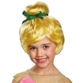 Awesome Costume Accessories Disney Tinker Bell Kids Wig just added...