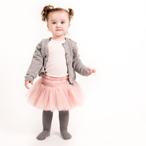 Cardigan Belle Dress up your kids in clothes that are built to play in!  #wheatkids #fallforwheat #builttoplay