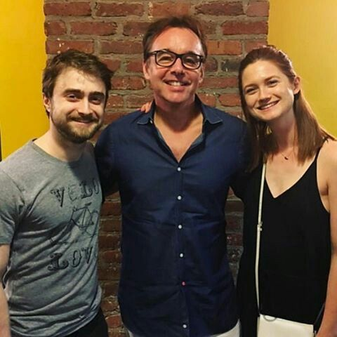 Harry and Ginny forever: If you didn't get emotional about this Harry Potter reunion that happened over the weekend, you're lying. ❤️⚡️(: Instagram)