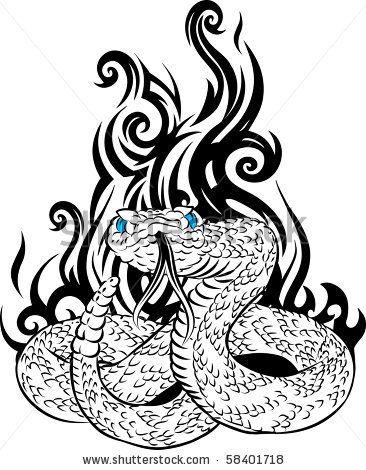 43 best samurai tattoo images on pinterest japan tattoo for Black mamba tattoo