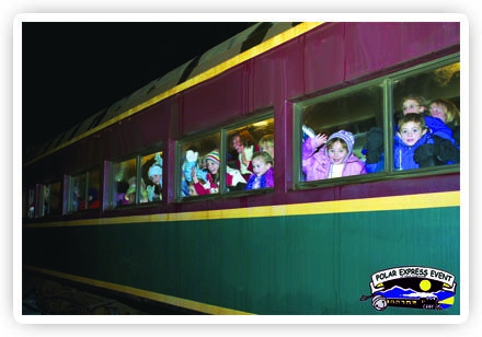 Polar Express Packages   NH Christmas Vacation   The Lodge at Jackson Village