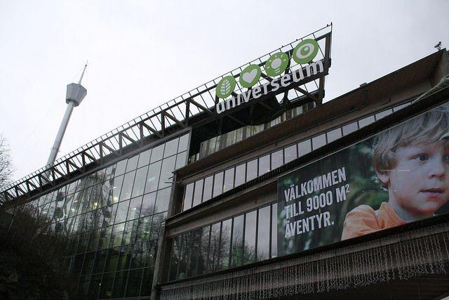 Gothenburg: Universeum