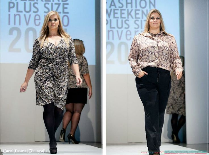 Models: Márcia Ornellas Fashion Weekend Plus Size / Winter 2014 Event Production: Renata Vaz Clothes: Aline Zattar http://www.alinezattar.com.br/ Preview: CWB Plus Size & Carol Pastro Photography
