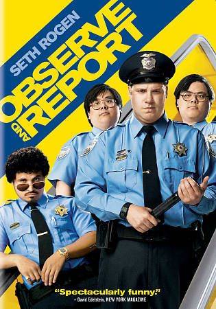 Observe and Report (DVD,2009)SETH ROGEN,RAY LIOTTA