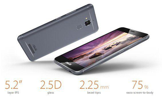 Harga Asus Zenfone 3 Max, Spesifikasi Asus Zenfone 3 Max