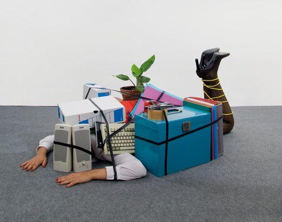 sonjabarbaric:  Veronique Pecheux, Workaholic