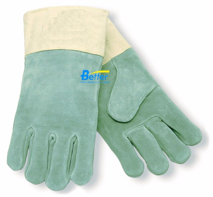 456.00$  Buy now - http://ali8cg.shopchina.info/go.php?t=1966878560 - Leather Work Glove 500 Centigrade Heat resistant safety glove Split Cow Leather Foundry Welding Glove  #aliexpress