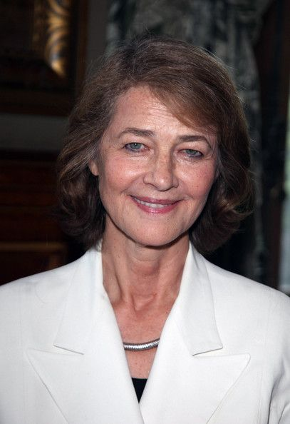 """Charlotte Rampling Photos - Actress Charlotte Rampling attends the press conference for the """"Festival Paris Cinema"""" at Paris City Hall. - Press Conference for 'Festival Paris Cinema'"""