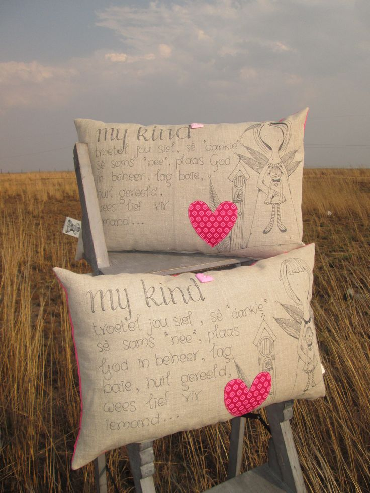 My Kind Cushion