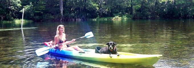 Rainbow River Kayaking. Aside from kayak rentals and sales, Rainbow River Kayak Adventures can also provide kp hole shuttle transportation of your own kayak or tube to float down the Rainbow River for just a small fee