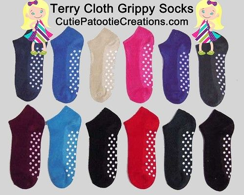 Dance Floor Grippy Socks. Perfect for your upcoming Bar or Bat Mitzvah, Wedding or Sweet 16. Comes in a variety of colors. #barmitzvahsocks #batmitzvahsocks #grippysocks