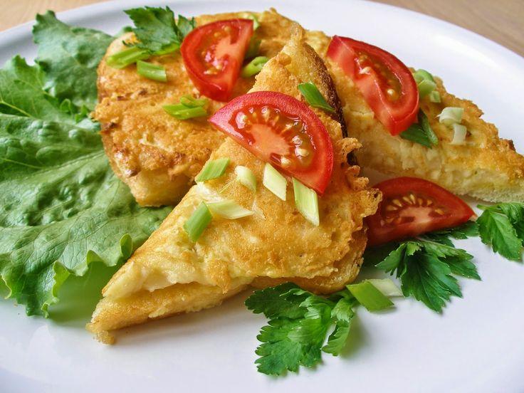 V kuchyni vždy otevřeno ...: Celerové smaženky