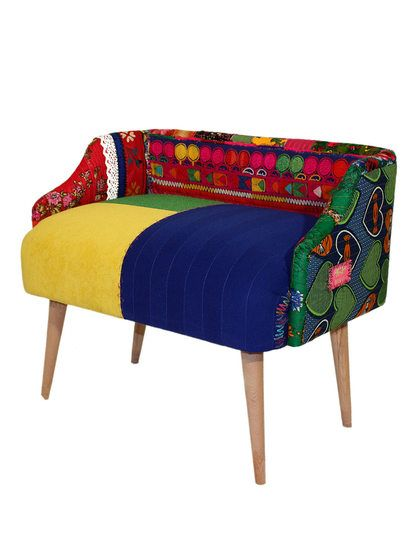Koochooloo Small chair by nuLOOM at Gilt