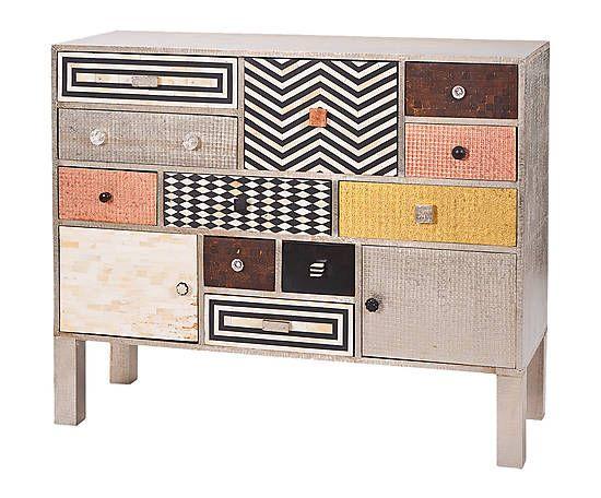 17 meilleures images propos de meuble multicolore sur. Black Bedroom Furniture Sets. Home Design Ideas