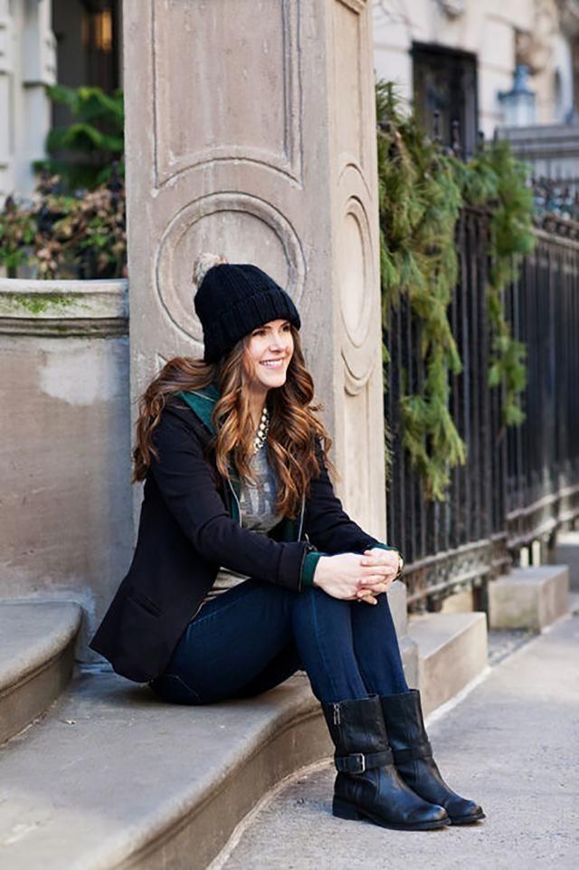 How to Wear It: Black Blazer: Wear a Black Blazer as Outerwear