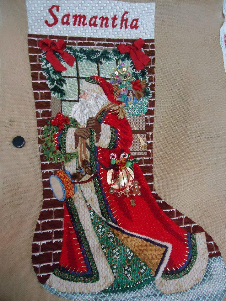 461 best needlepoint, mostly christmas images on Pinterest ...