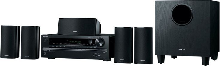 The 8 Best Overall Stereo Speakers for Under $1,000: Best Budget Home Theater Speaker: Onkyo HT-S3700