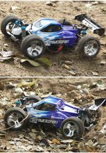 US $74.07 A959 2.4G Radio Remote Control RC Car Scale 1:18 New Shockproof Rubber wheels Buggy Highspeed Off-Road Free shipping. Aliexpress product