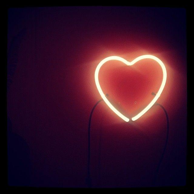 Seletti heart light neon heart love  Neon References