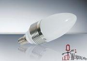 LED Kerze E14, warmweiß dimmbar