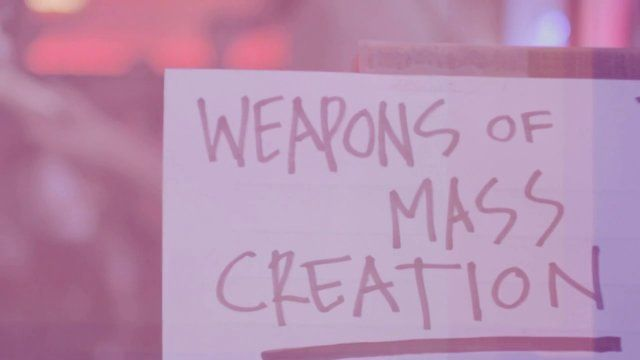 Weapons of Mass Creation Fest 2011 by Weapons of Mass Creation. This short film gives you a taste of what WMC is all about.