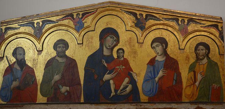 Siena Guido da Siena XIII sec (my photo)