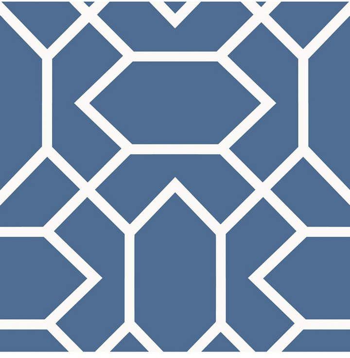 York Wallcoverings Blue Modern Geometric Peel Stick Wallpaper Reviews All Wall Decor Home Decor Macy S Peel And Stick Wallpaper Vinyl Wallpaper Wall Coverings