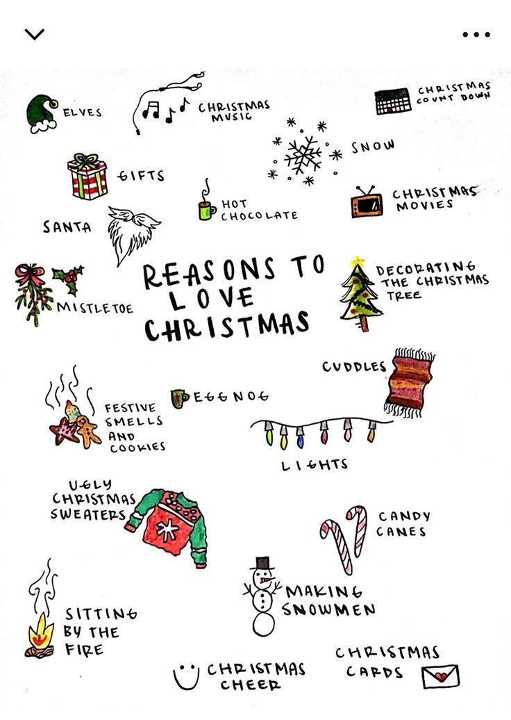 20 Gründe, Weihnachten zu lieben