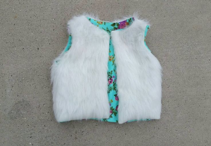 Design your own white faux fur vest, child fur vest, baby fur vest, white fur vest, toddler fur vest by HinkleysHooks on Etsy https://www.etsy.com/listing/257752287/design-your-own-white-faux-fur-vest