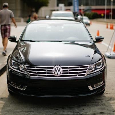 Refreshed VW CC