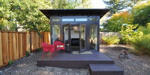 10 x 12 Home Office with Lifestyle Interior