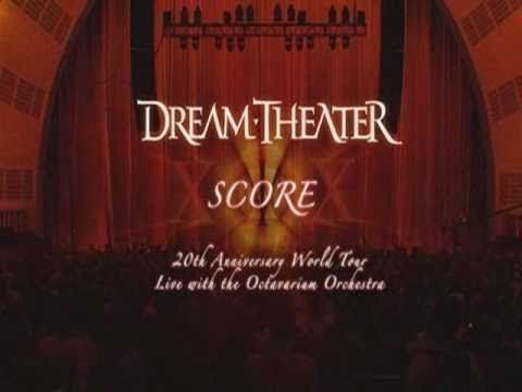 Dream Theater - The Root Of All Evil (Score)
