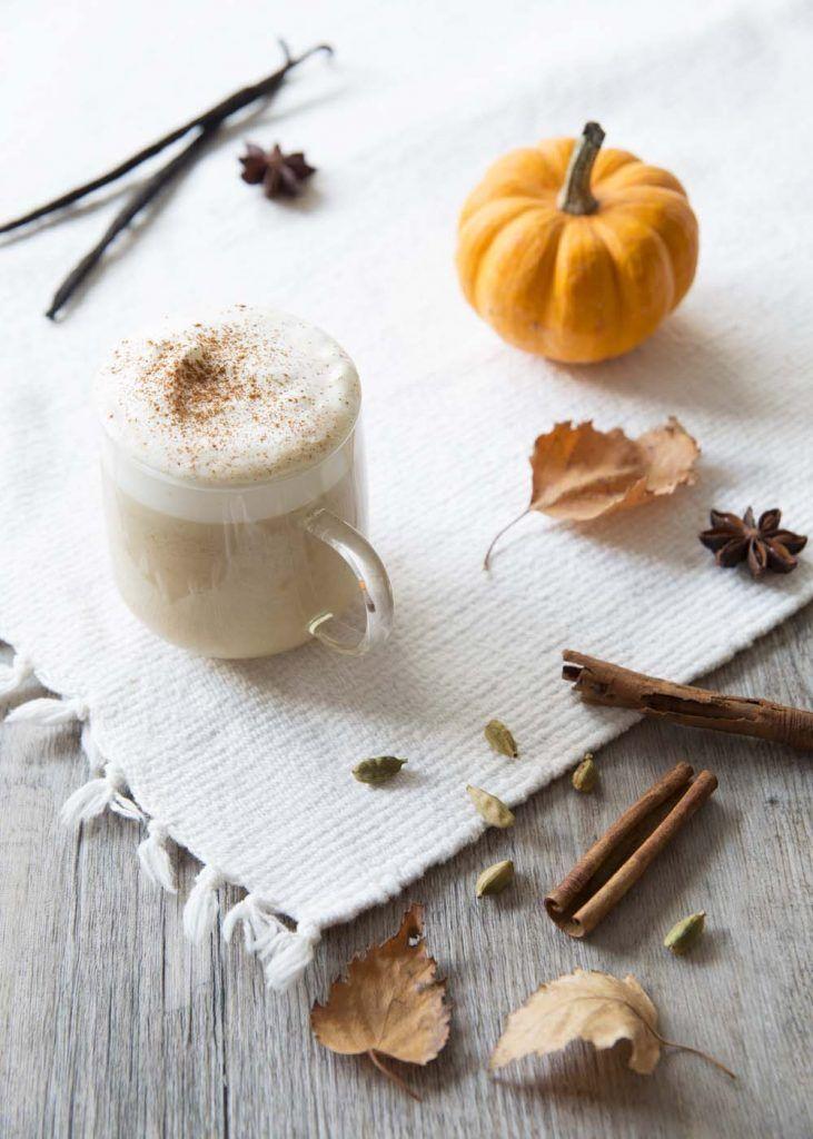 Pumpkin spice latte - Ôdélices : Recettes de cuisine faciles et originales !